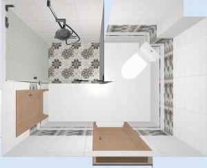 Плитка Alrami в ванной
