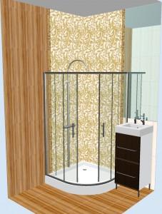 Ampir Ceramica Classic в ванной 4