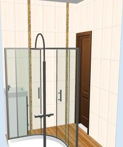 Ampir Ceramica Classic в ванной 2