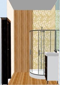 Ampir Ceramica Classic в ванной 6